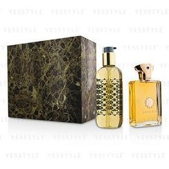 Amouage - Dia Coffret: Eau De Parfum Spray 100ml/3.4oz + Bath and Shower Gel 300ml/10oz