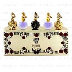 Anna Sui - The Boheme Collection Coffret: La Nuit De Boheme Eau De Parfum + 2x La Nuit De Boheme Eau De Toilette + 2x La Vie De Boheme Eau De Toilette