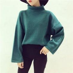 Octavia - Turtleneck Sweater