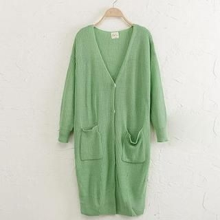 JVL - V-Neck Long Cardigan