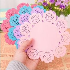 Hera's Place - Floral Coaster