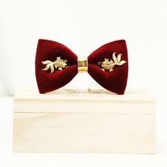 Luonan - 金鱼蝴蝶领带