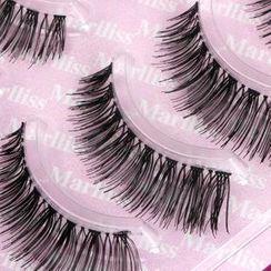 Marlliss - Eyelash (S-8) (5 pairs)