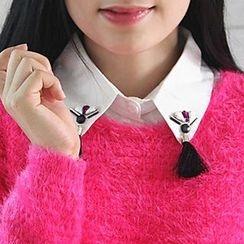 MIOW - Tassel Decorative Collar