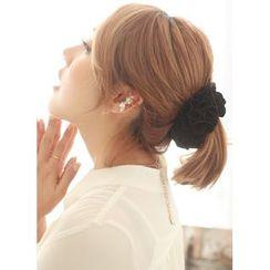kitsch island - Flower Corsage Hair Clamp