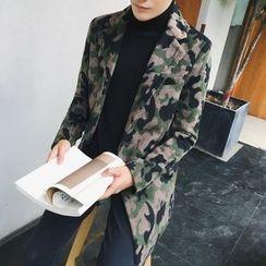 NAPO - Camouflage Coat