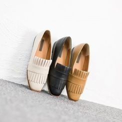 VIVIER - Tassel-Detail Loafers