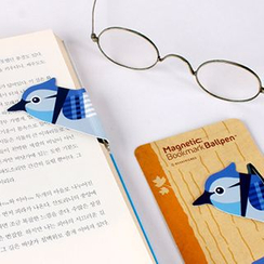 MissYou - Bird Bookmark Pen