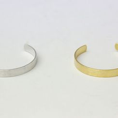 NANING9 - Metal Open Bracelet