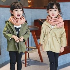 Merry Go Round - Kids Trench Jacket