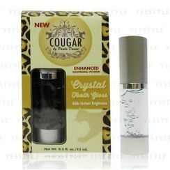 Cougar Beauty Products - Cougar Crystal Tooth Gloss (Mint) (Clear)