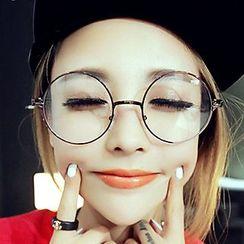 FaceFrame - Round Glasses