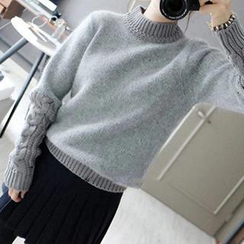 Rainbeam - Cable-Knit Sweater