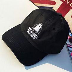 卿本佳人 - 企鵝棒球帽