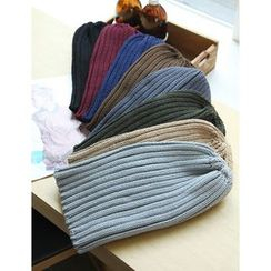 STYLEMAN - Rib-Knit Beanie
