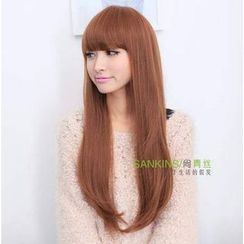 Sankins - Long Full Wig - Straight