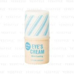 Etude House - Eye's Cream SPF 30 PA++ (Mint Cooling)