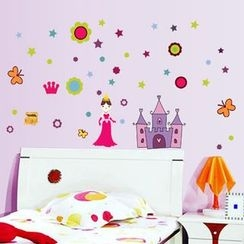 LESIGN - Kids Cartoon Wall Sticker