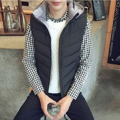 JORZ - Hooded Padded Vest