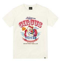 the shirts - Circus Print T-Shirt