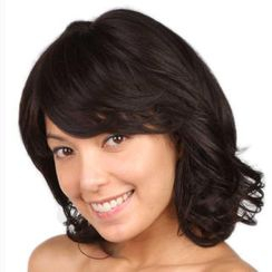 LeSalonWigs - Medium Lace Front Full Wig - Wavy