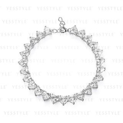 Glam-it! - Zillionaire Heart Bling Bracelet
