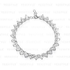 Glam-it! - Zillionaire Heart Bling Bracelet