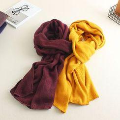 三木社 - 纯色围巾