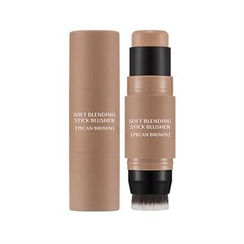 Missha - M Soft Blending Stick Blusher (#04 Pecan Brown)