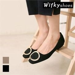 Wifky - Ring-Accent Flats