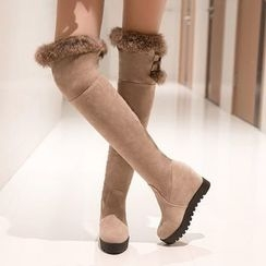 Pangmama - Over-The-Knee Boots