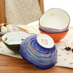 Lazy Corner - Print Bowl