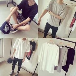Soulcity - 七分袖 T 恤