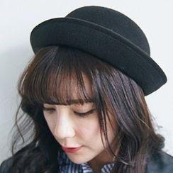 BAIMOMO - 毛呢帽