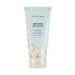 The Face Shop - Daily Perfumed Hand Cream Orchid 120ml