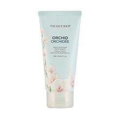 菲诗小铺 - Daily Perfumed Hand Cream Orchid 120ml