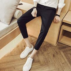 Gurun Vani - Plain Tapered Pants