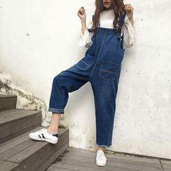 Chililala - Wide Leg Jumper Jeans