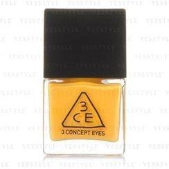 3 CONCEPT EYES - Nail Lacquer (Neon Orange)