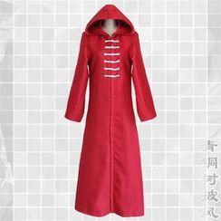 星河动漫 - 东京食尸鬼 - 青铜树组织披风角色扮演服