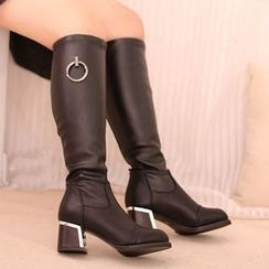 IYATO - 長款靴