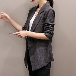 Romantica - Button Blazer
