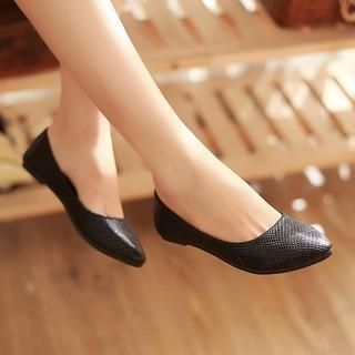 77Queen - Pointy-Toe Flats