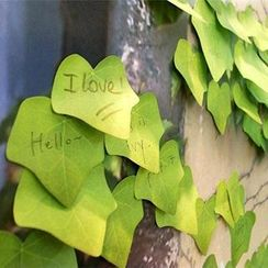 Cute Essentials - Leaf Sticky Note