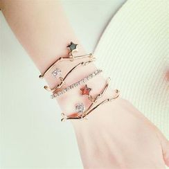 Ticoo - Bracelet Set of 5