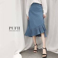 PUFII - Pleated Skirt