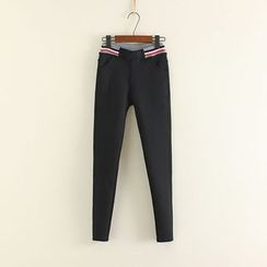 Mushi - Plain Leggings