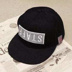 NANING9 - 貼飾棒球帽