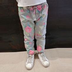 Happy Lala - Kids Printed Pants