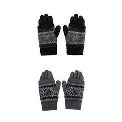 FOLDER12 - 北歐圖案針織手套